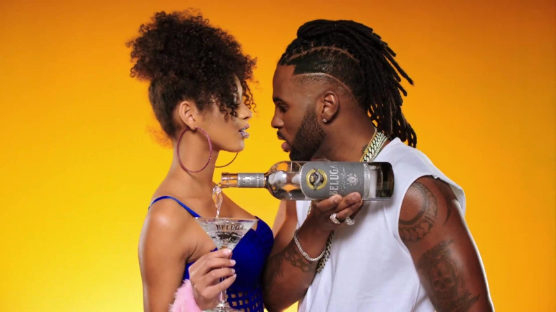 Jason Derulo - Swalla (feat. Nicki Minaj Ty Dolla $ign) (Official Music Video) новый клип 2017 Ники Минадж Долла Сигн