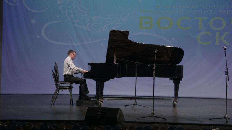 Богдан Филимонов С. В. Рахманинов - Элегия CASIOTEKA конкурс2016