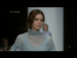 Dress by Olya Gerasimenko - Fall Winter 2017-2018 Full Fashion Show - Exclusive