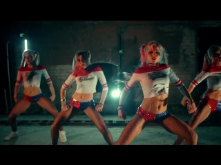 "Dance cosplay video ""harley quinn"" by dhq olia leta (1080p)"