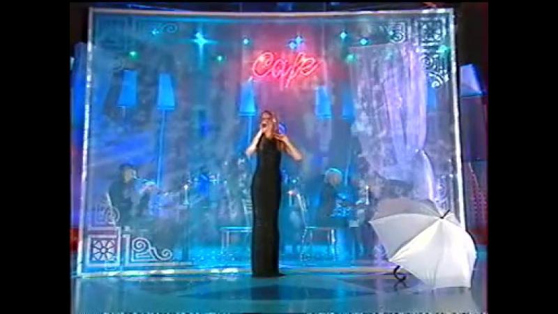 [staroetv.su] Фабрика звёзд (Первый канал, 2004) Юлиана Караулова - Дождь
