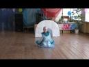 Конкурс Танцующий попугай 2017 Танец Рябовой Анастасии Чукоточка I место