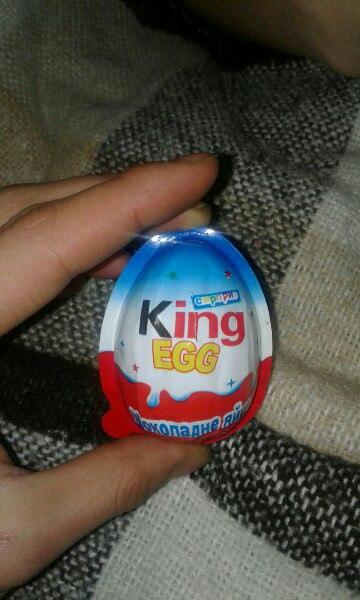 """В шоколадных яйцах нашли """"сыль"""" и """"како"""" (ФОТО)"""
