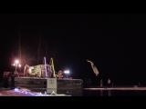 Финны с русских качелей прыгают в прорубь (VHS Video)