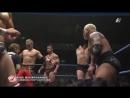 Jun Akiyama, Koji Iwamoto, Minoru Tanaka, Takao Omori vs. Bodyguard, Zeus, Doering, Suzuki AJPW - 45th Anniversary - 2017