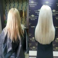 Сколько стоит в челябинске наращивание волос