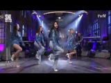 [SHOW] 170624 SNL - T-ARA - Dancing With Hit Song Medley