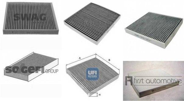 Фильтр, воздух во внутренном пространстве для AUDI TT купе (FV3)
