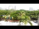 Вид из окна нашего номера в отеле South China