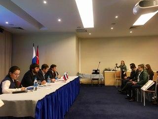 Семинар Международное сотрудничество и межкультурный диалог