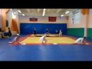 25.05.2017 выступление юных гимнасток