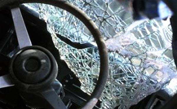 В Даусузе столкнулись три автомобиля