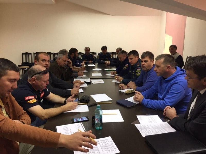 В Зеленчукском районе обсудили вопросы подготовки к горнолыжному сезону