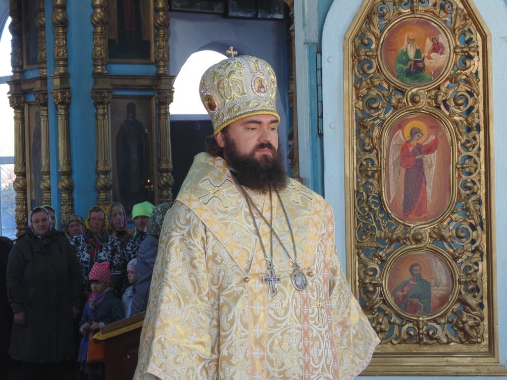 В Зеленчукском районе побывал Высокопреосвященнейший Феофилакт архиепископ Пятигорский и Черкесский