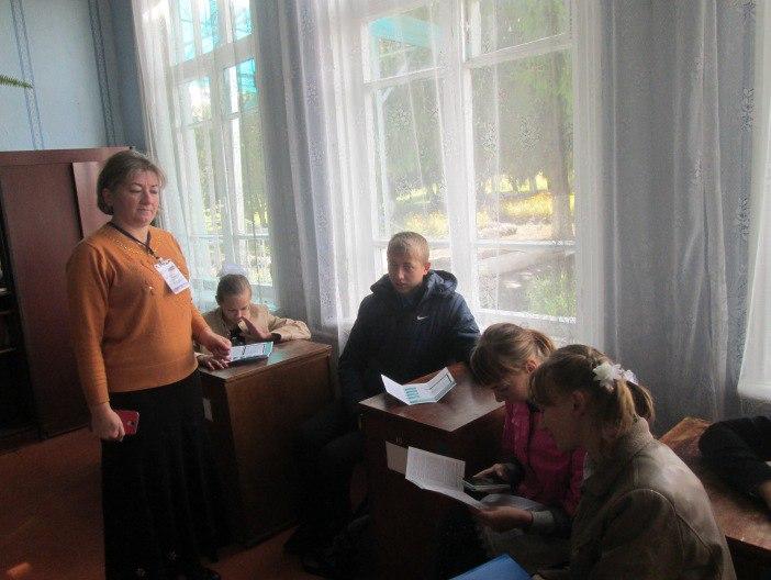 Школьники из станицы Кардоникской и аула Кызыл-Октябрь узнали об основах пенсионной системы