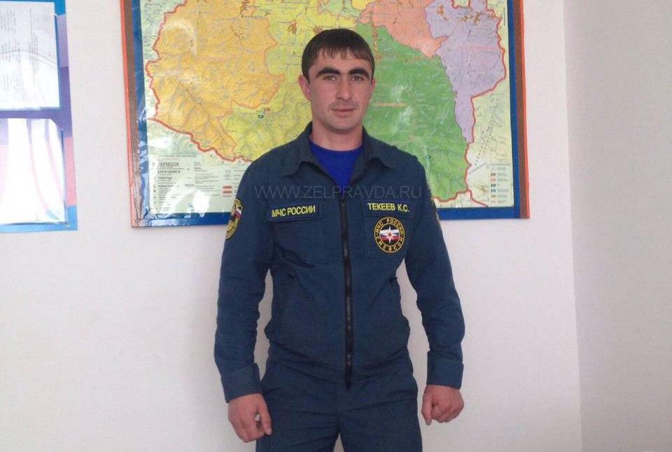 Житель Зеленчукского района спас многодетную семью от пожара