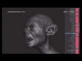 CGI. Creating Gollum (Pre- & Intermediate)