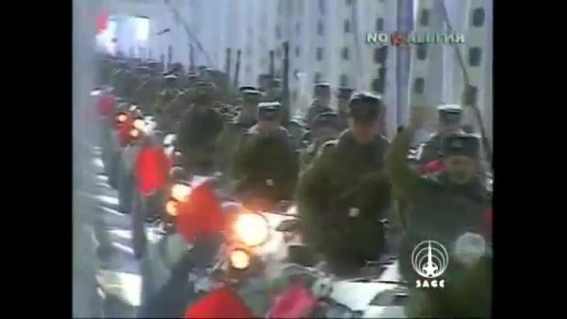 Программа Время 15 февраля 1989 года. Вывод советских войск из Афганистана