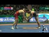86 кг. Дэвид Тэйлор - Дато Марсагишвили