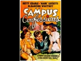 Campus Confessions (1938) Betty Grable William Henry