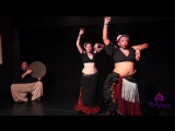 ATS - Twisted Gypsy  - L.A. Bellydance Academy - American Tribal Style