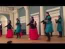 Абхазский танец. Ансамбль Аллон. Колонный Зал Дома Союзов 13.05.2017