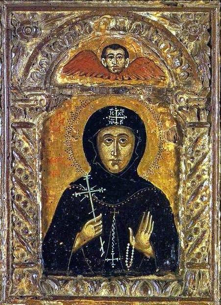 22 ноября отмечается память преподобной Матроны Царьградской