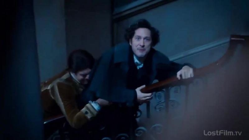 Джонатан Стрендж и мистер Норрелл (Jonathan Strange Mr. Norrell) - Озвученный трейлер.