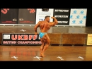 Luke Sandoe @ 2016 UKBFF British Finals
