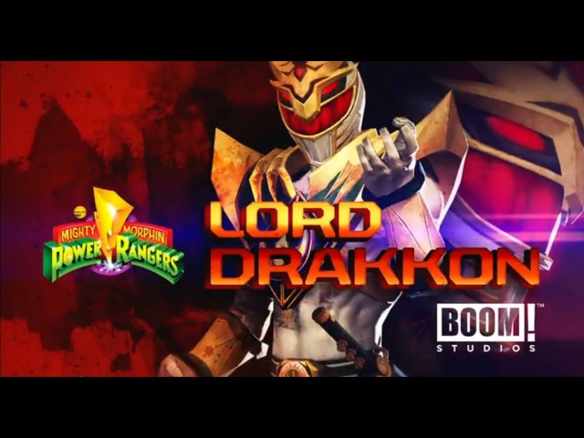 Power Rangers: Legacy Wars (MMPR) Lord Drakkon (Moveset)
