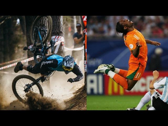 Mountain Bike vs Football: Vol. 2