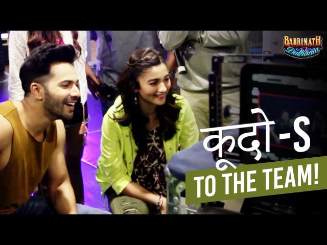 कूदो-s to the BKD Team! | Badrinath Ki Dulhania | Varun Dhawan | Alia Bhatt