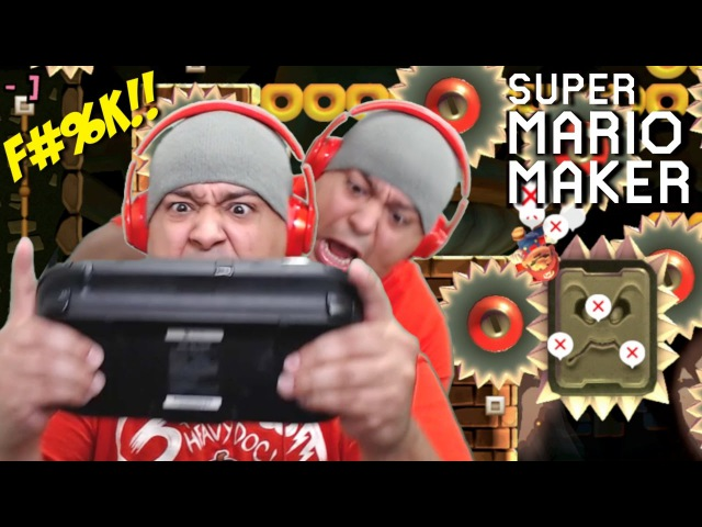 MORE RAGE AND MORE BULL BULL [SUPER MARIO MAKER] [81]
