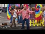 Crosswalk the Musical Hair w Lin-Manuel Miranda