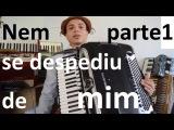 Nem se despediu de mim aula 1 parte Luiz Gonzaga video sanfona acordeon