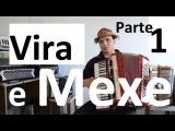 Vira e Mexe Aula Luiz Gonzaga 1 parte acordeon sa