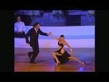Роберто Эррера и Сильвана Капра 2008 на фестивале танго в Тайбэе - La Cumparsita