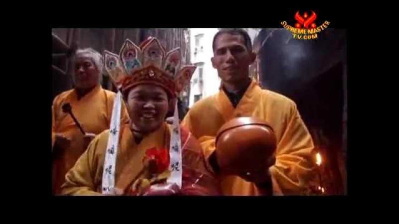 Breatharian China Monk part 1 of 5