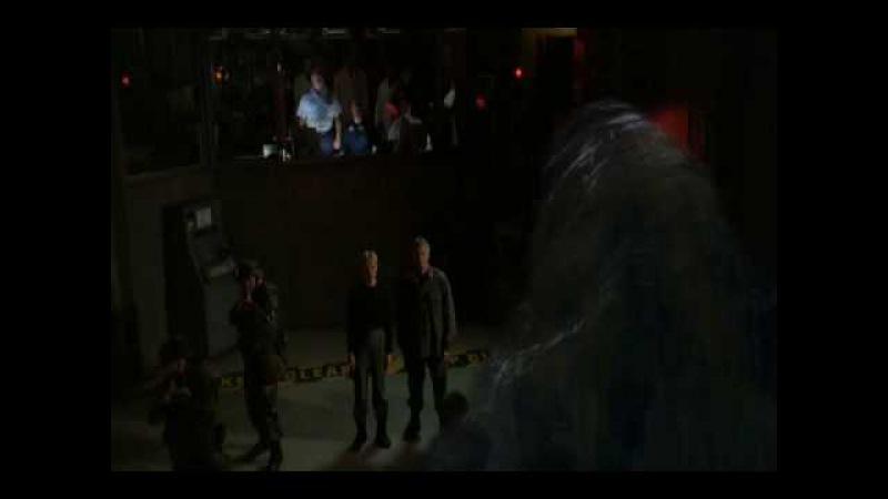 Stargate SG1 - Anubis' first contact with the Tau'ri