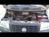 HHO установлено на Fiat Scudo 1.9 DW8B