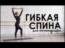 Упражнения для спины и плечей Выпуск для новичков