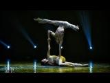IDCity SHOW 2017/ Anna and Saleh/ Цирковой дуэт