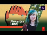 Motion Design with Alexandra Lund - live 1/3