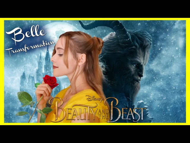 Belle Transformation | Beauty and the Beast