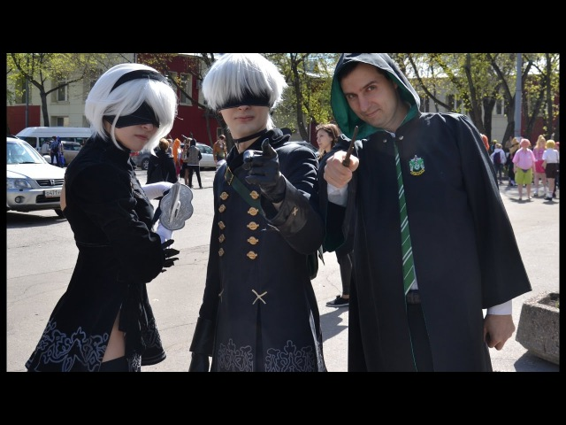 CG F Part 1 - Тогучи What are you doing NieR Automata Achievment IRL