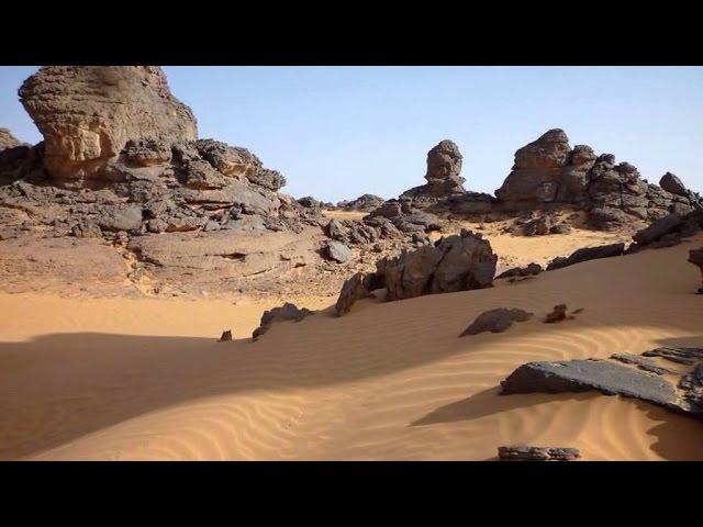 В поисках затерянных миров - Секреты пустыни Гоби. Документальный фильм (24.02.2017)