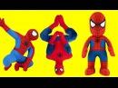 Смотреть мультики про Человека паука, мультики про киндеры