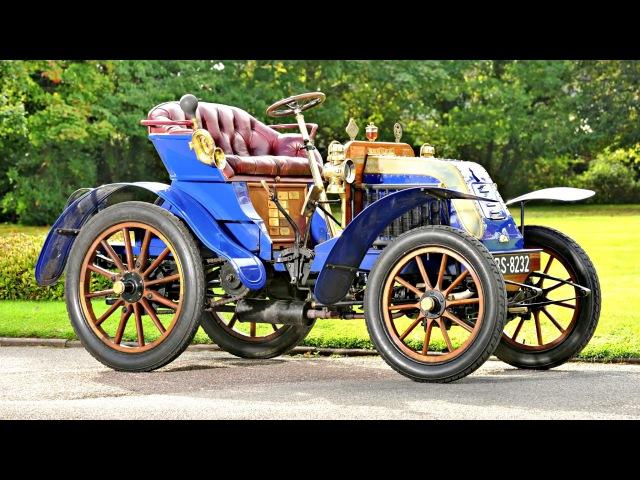 Deckert 8 HP 2 seater 1902