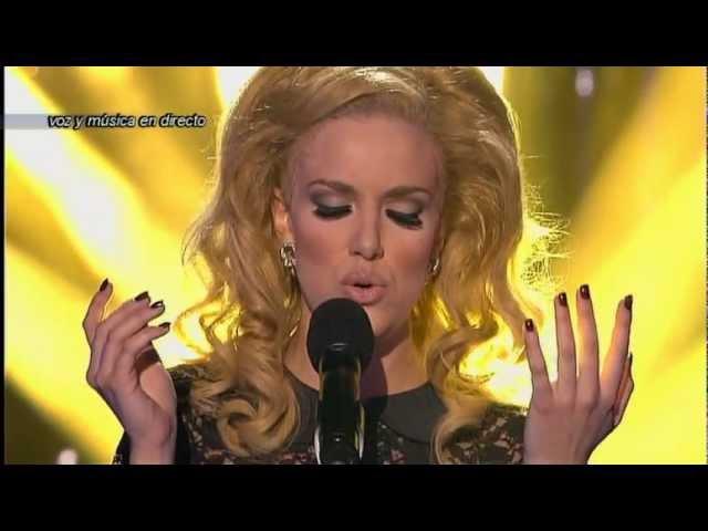 TCMS - Roko nos pone la piel de gallina imitando a Adele