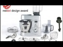 Kenwood Cooking Chef KM096 видео презентация